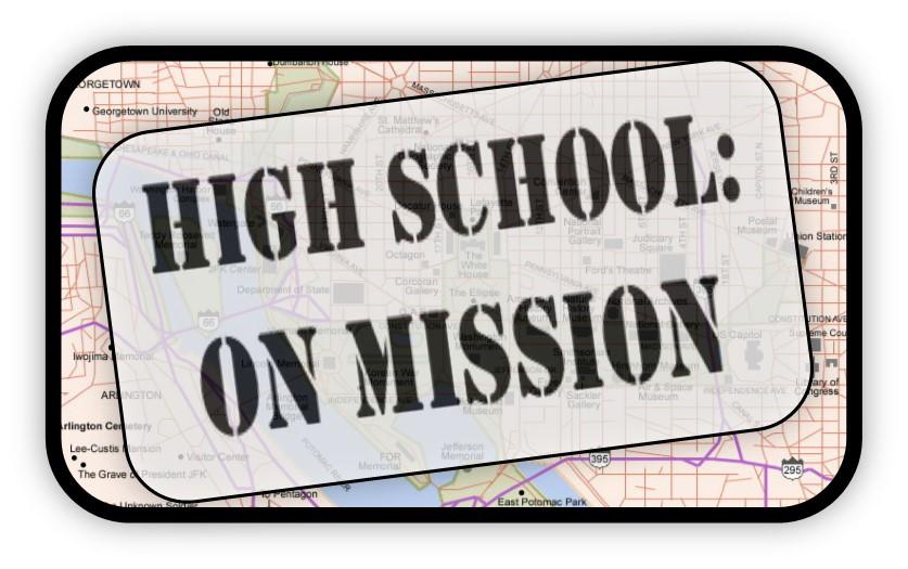Hs on mission logo temp