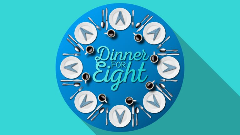 Dinner for eight cover photo