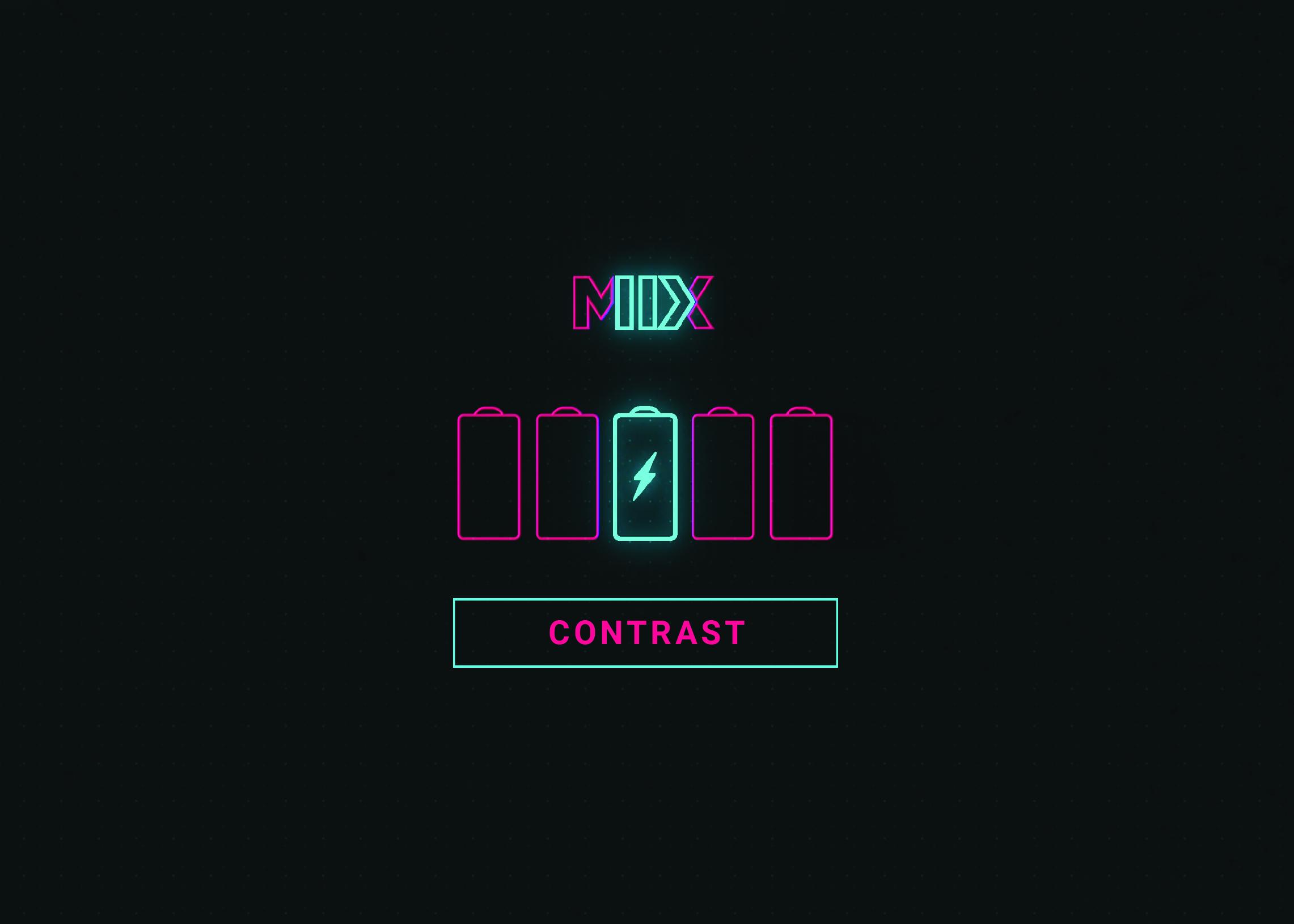 Mix card 5x7