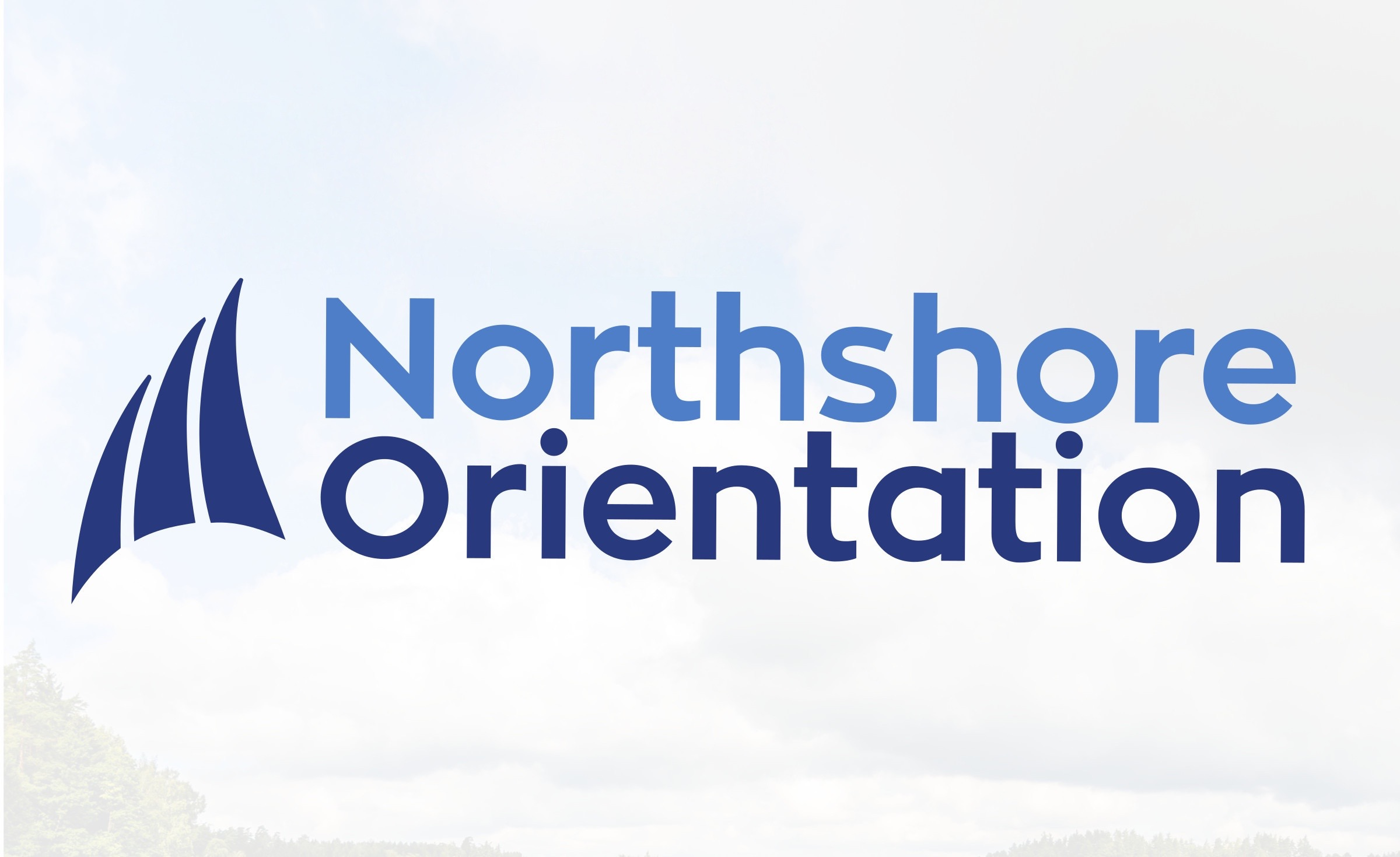 Northshore orientation graphic