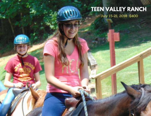 Teen valley ranch