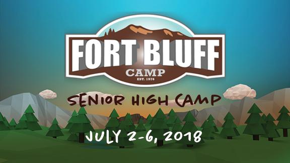 Senior high camp