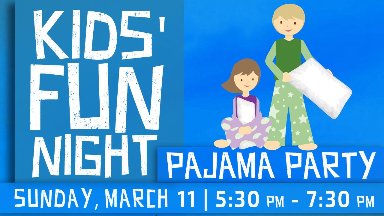 Kids fun night  march  1280x720