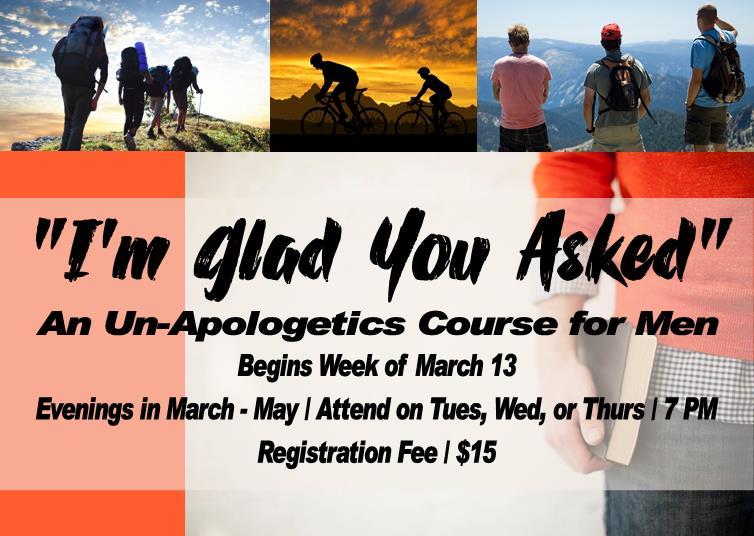 I m glad you asked   un apologetics course rev 2