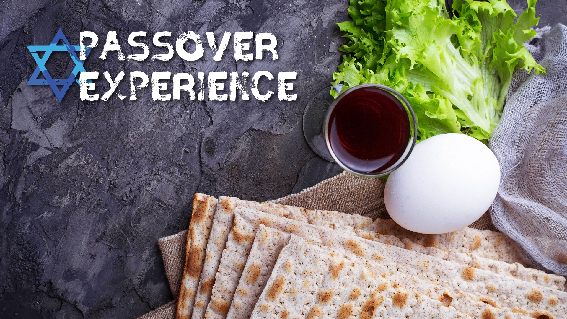 Passover experince