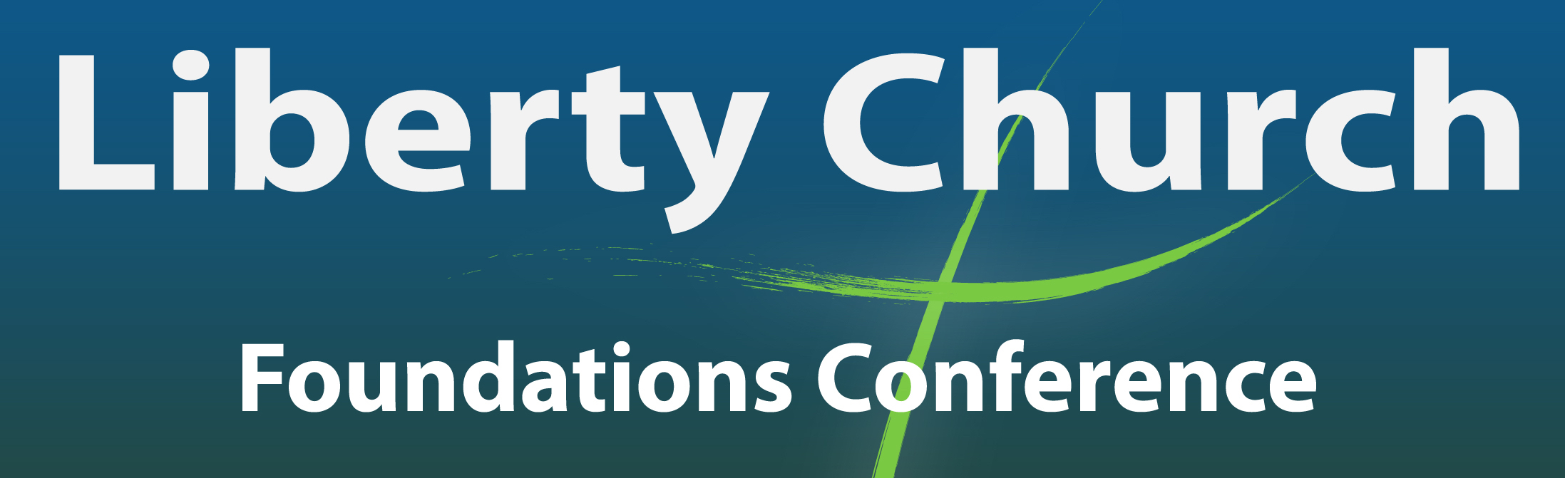 Liberty foundations conference banner