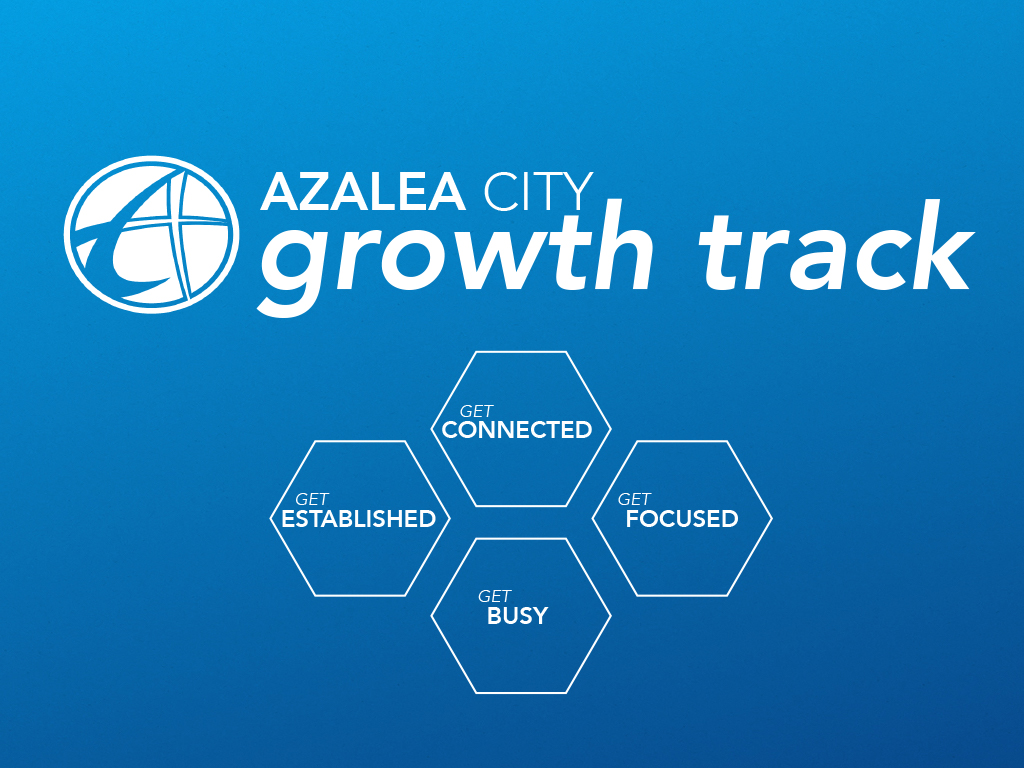 Growth track event cover