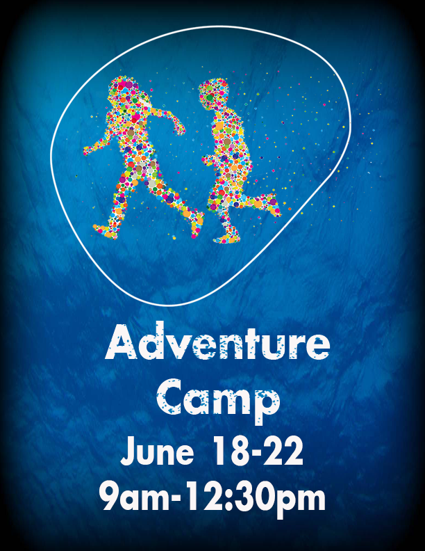 Adventure camp stacked