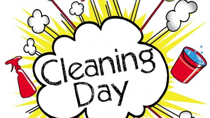 Help Clean the Church! logo image