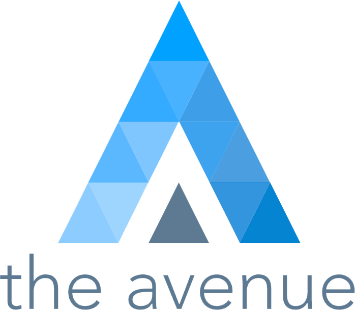 Ave logo color text