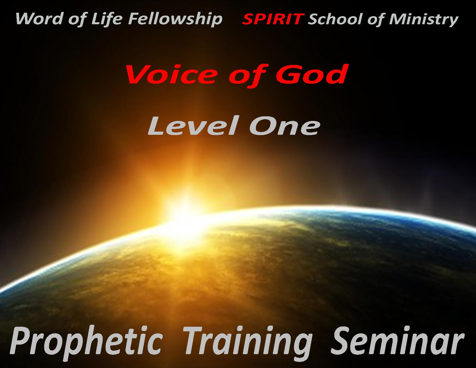 3  level one   voice of god april 2018   pco page