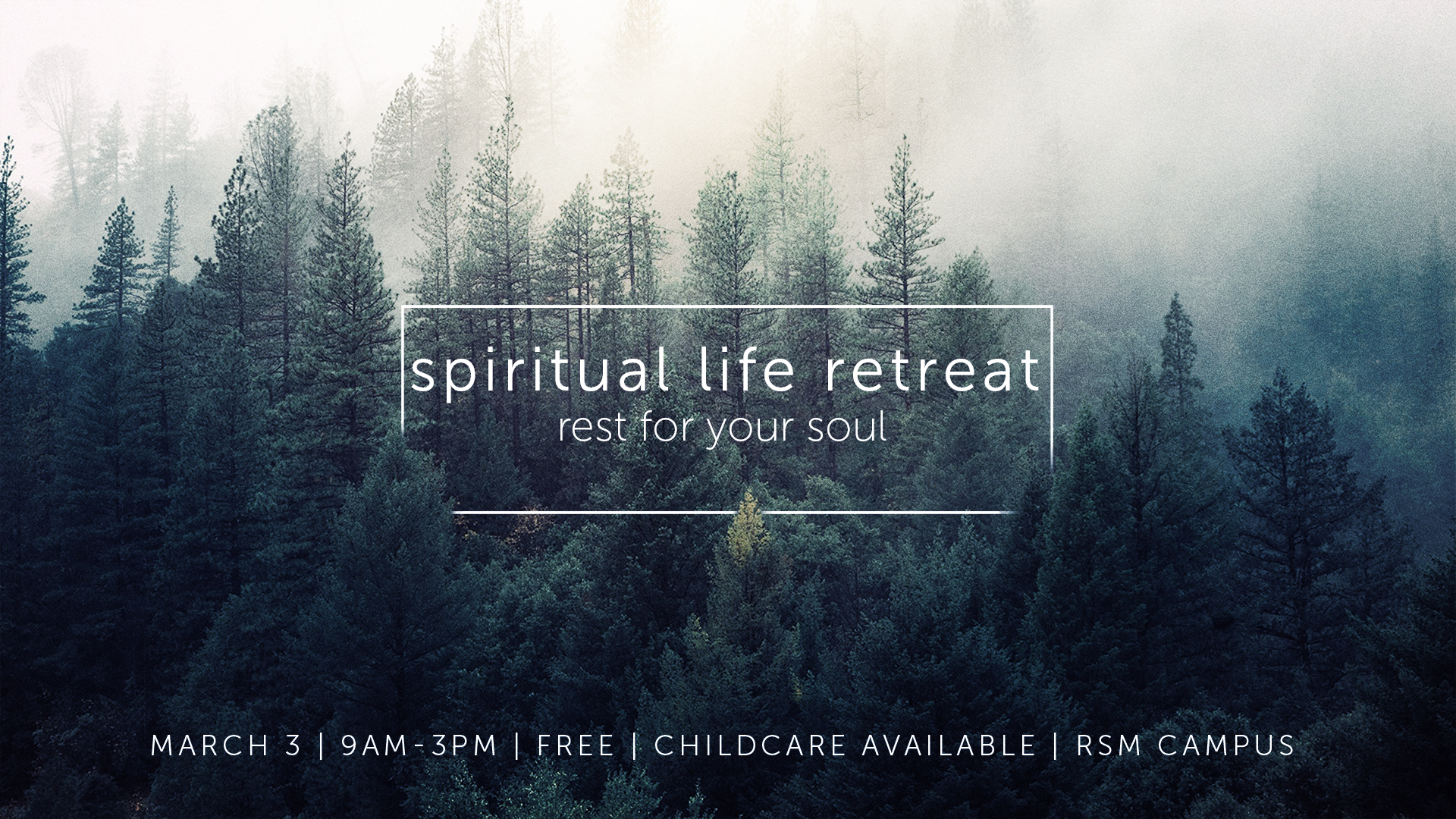 Spiritual life retreat