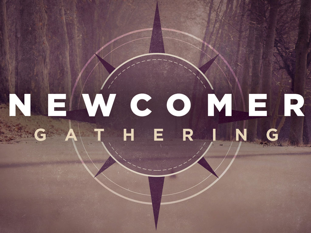 Newcomer gathering event