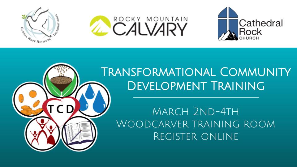 Tcd training  mar 02 04