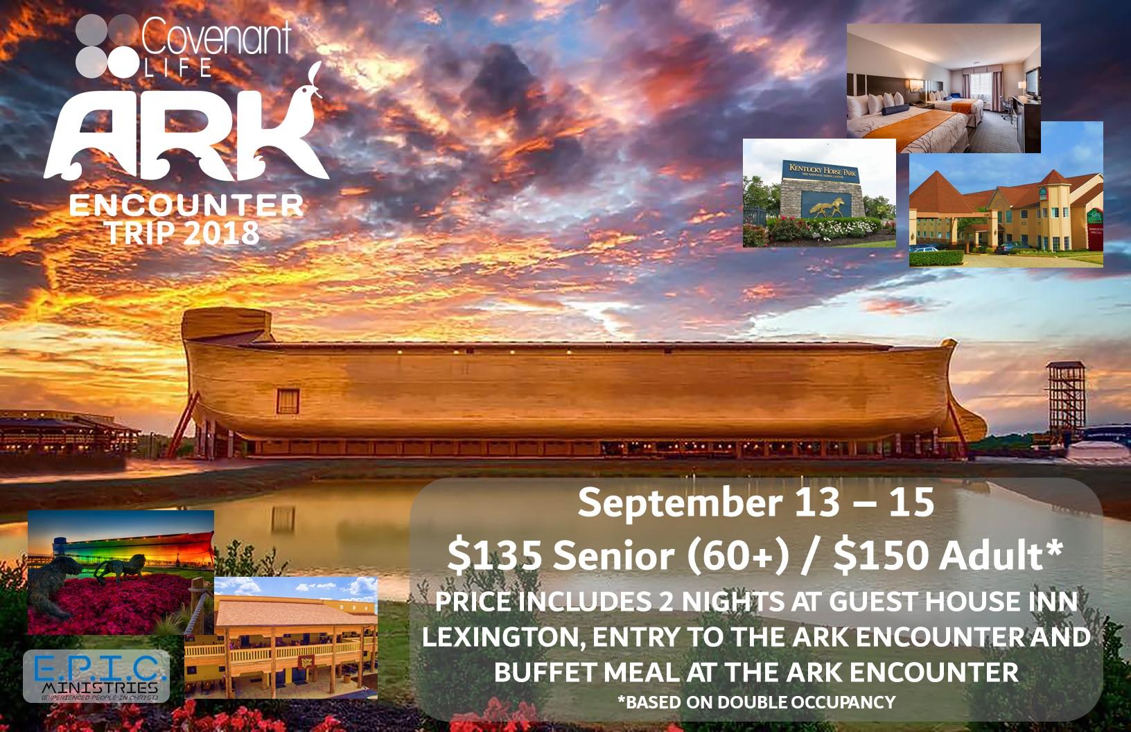 Ark encounter poster