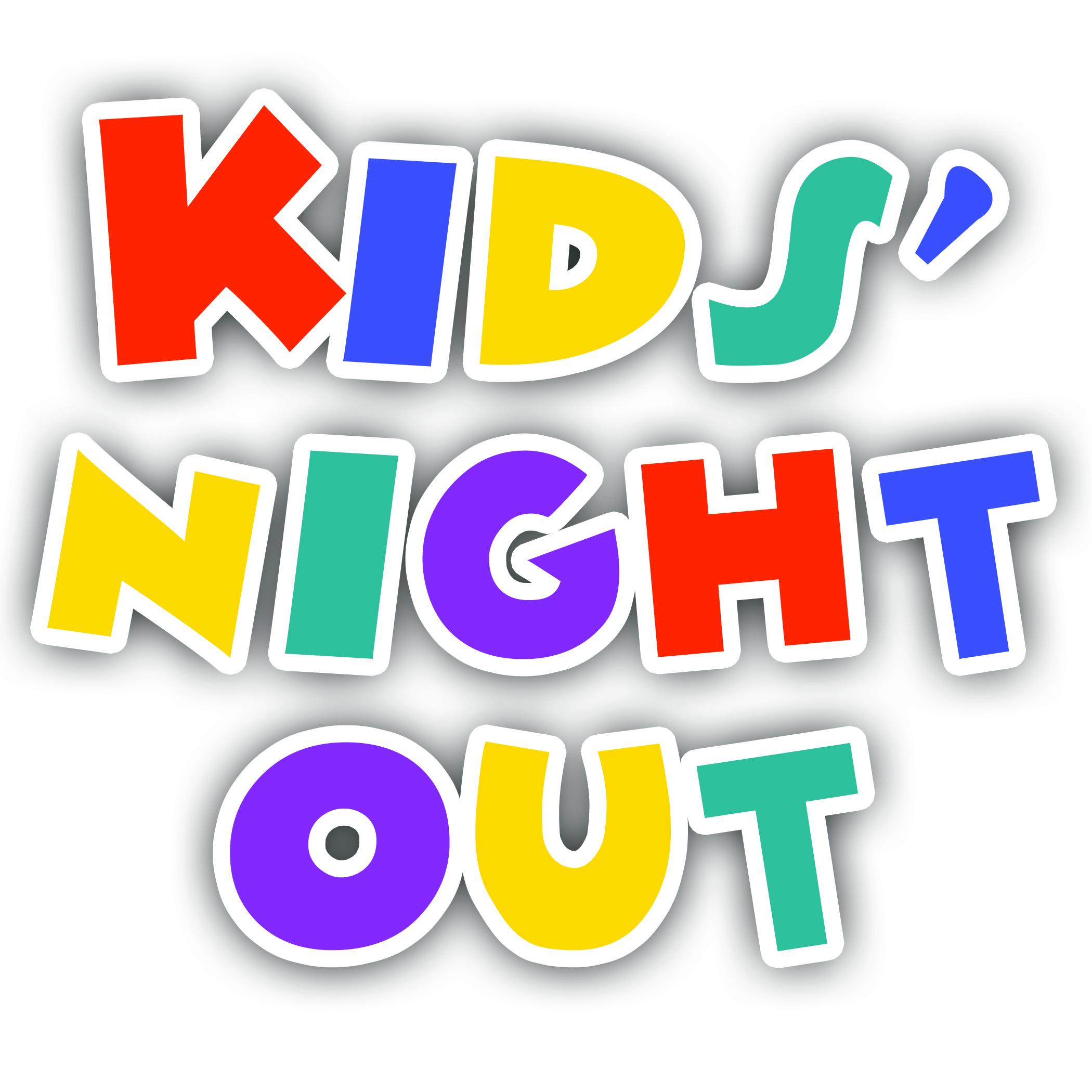 Kids  night out logo