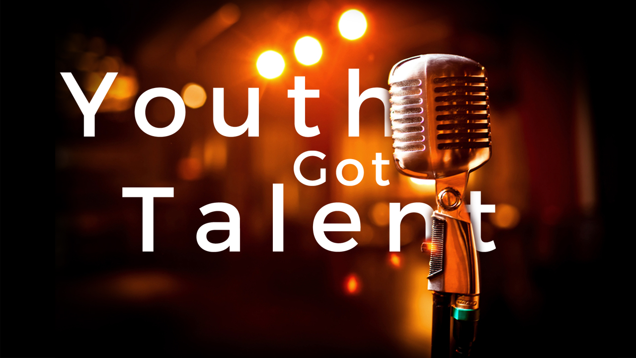 Youth got talent slide