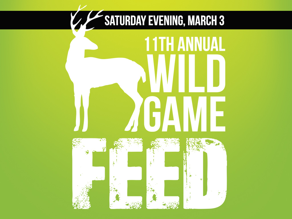 Wild game feed ppt2018