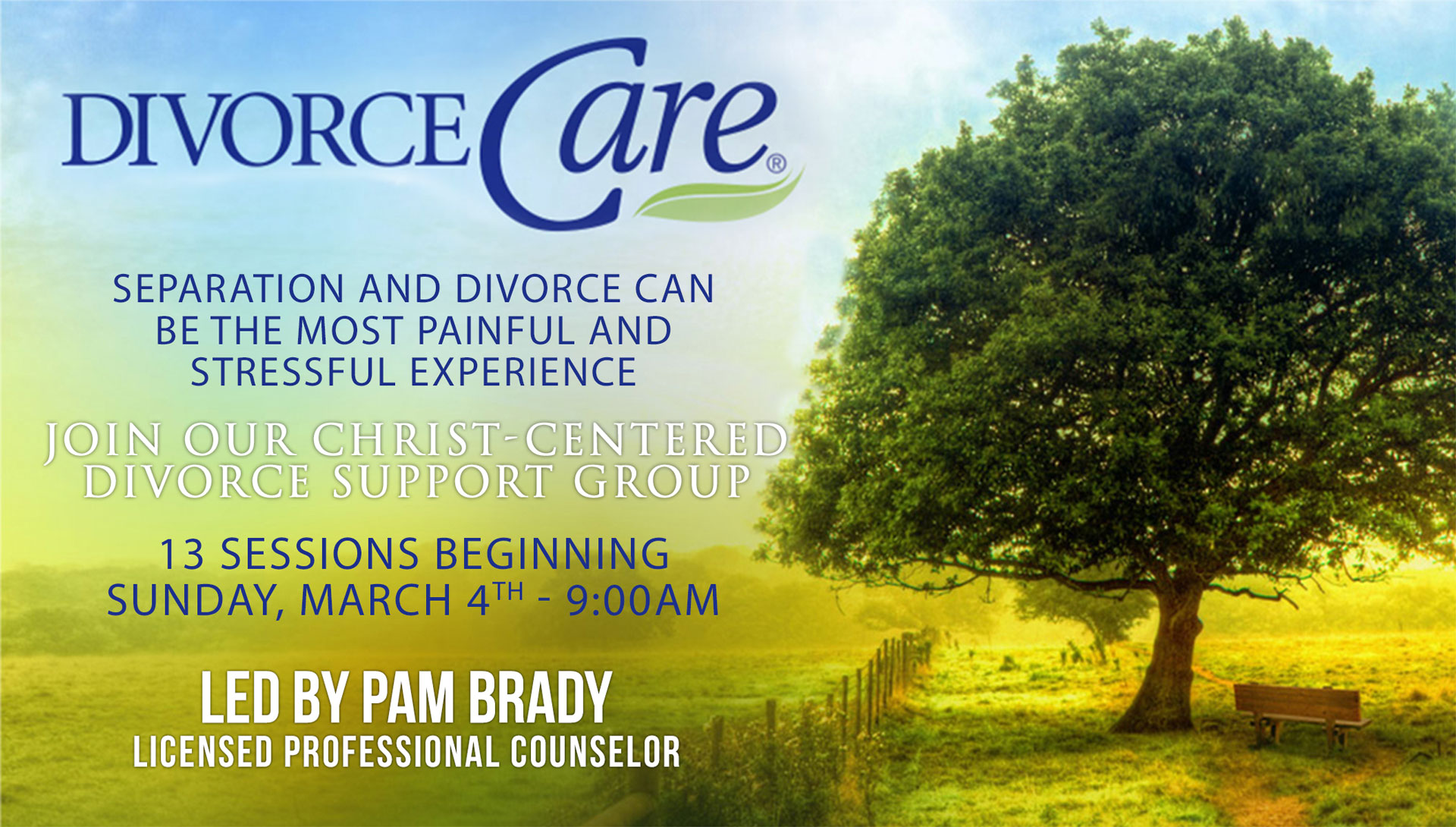 Divorcecare splash
