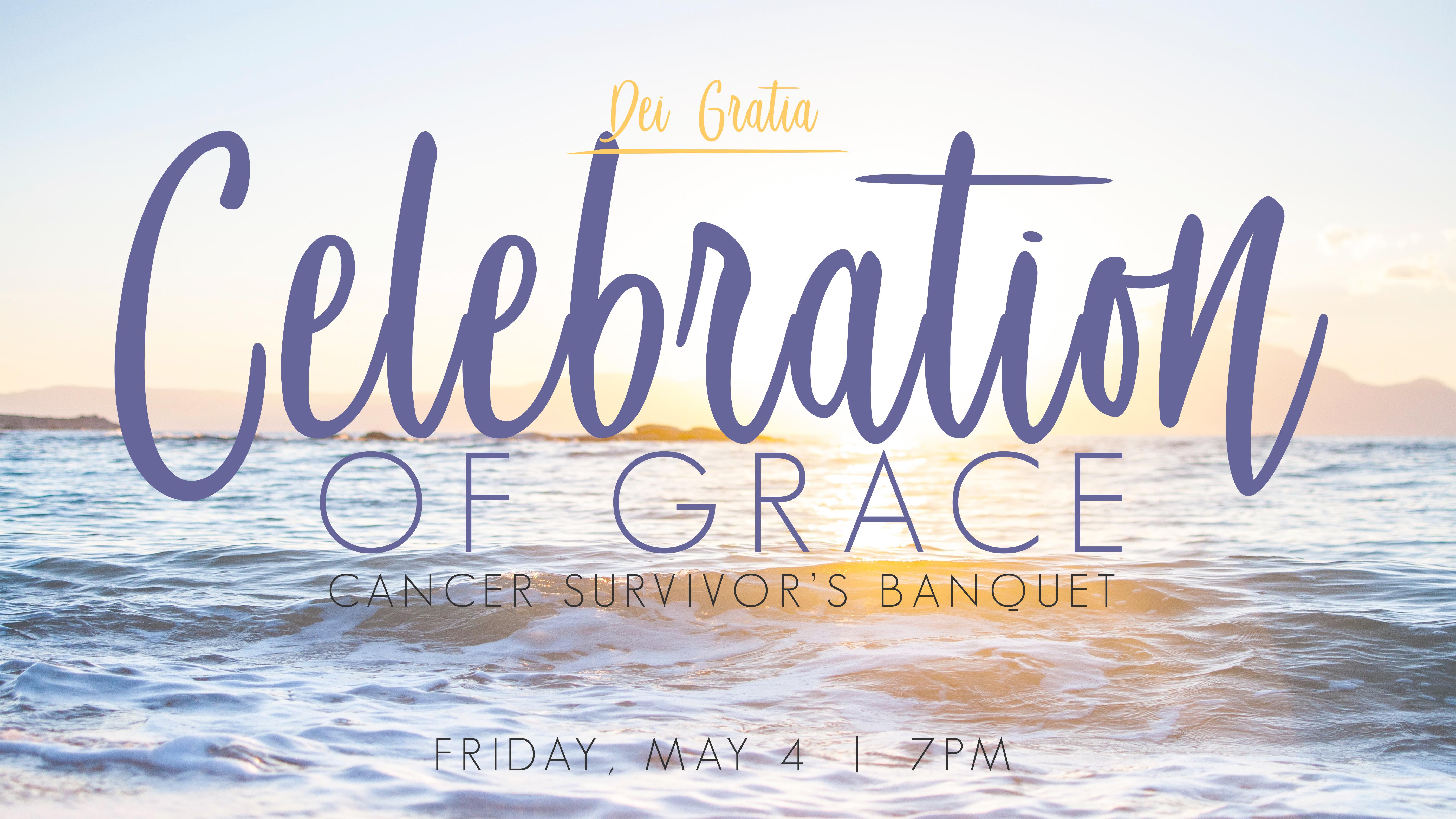 Celebration of grace