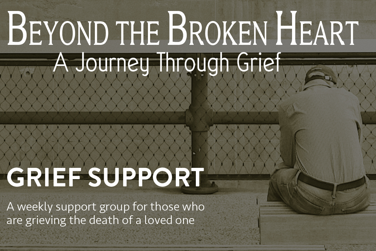 Grief support pco registration panel harvest gold