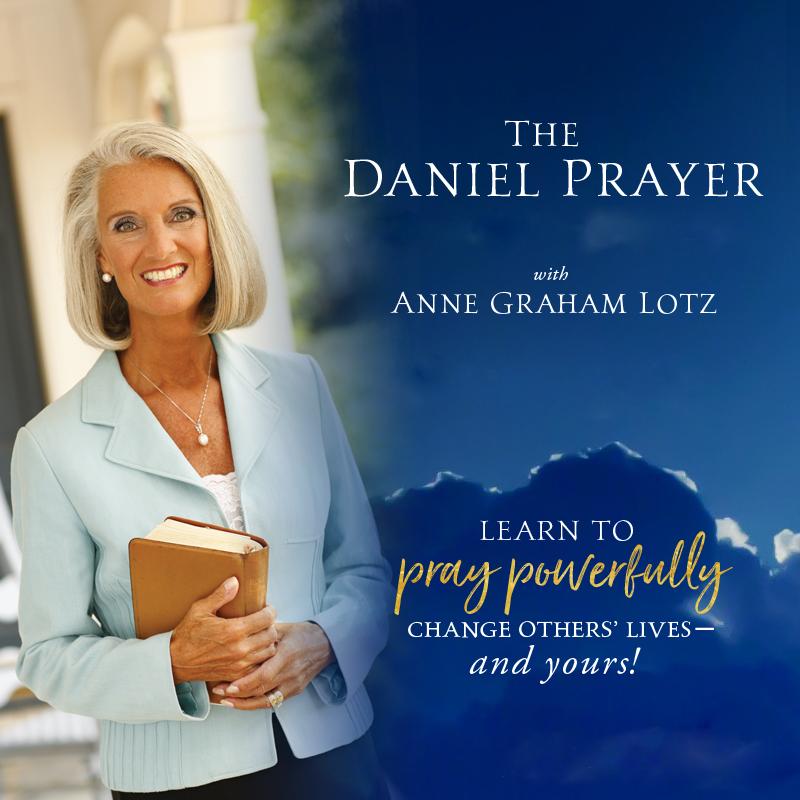 Daniel prayer online bible study anne graham lotz