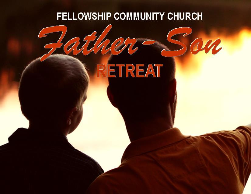 Father son retreat 2018 image