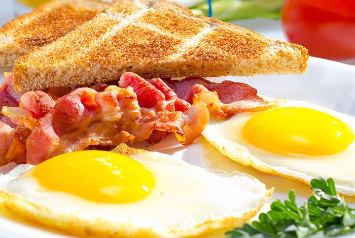 Men s breakfast planning center
