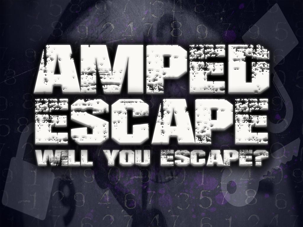 Amped escape room icon