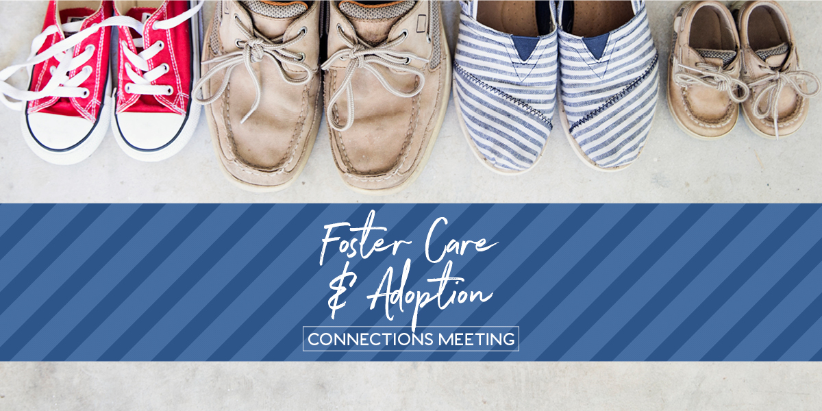 Foster care   adoptions meeting