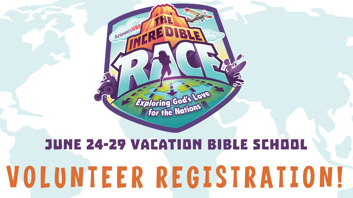 Vbs volunteer registration image