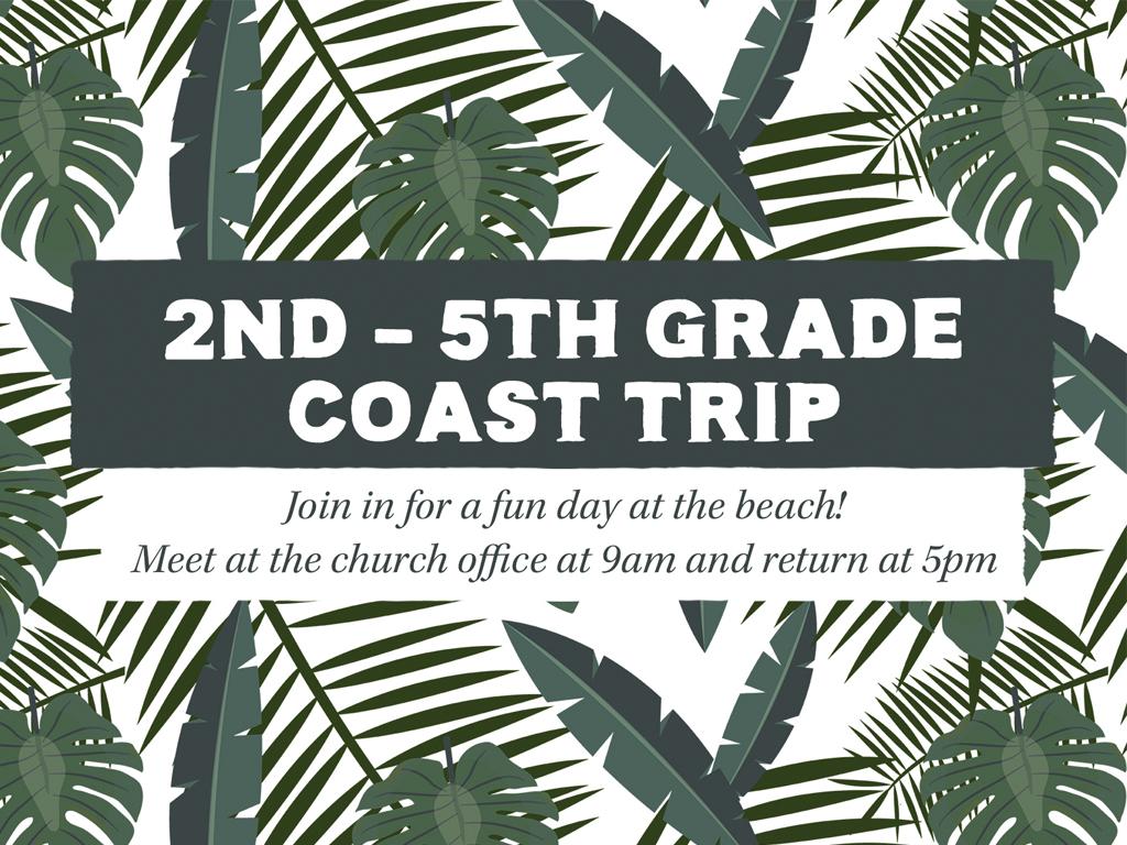 2nd 5th coast trip web