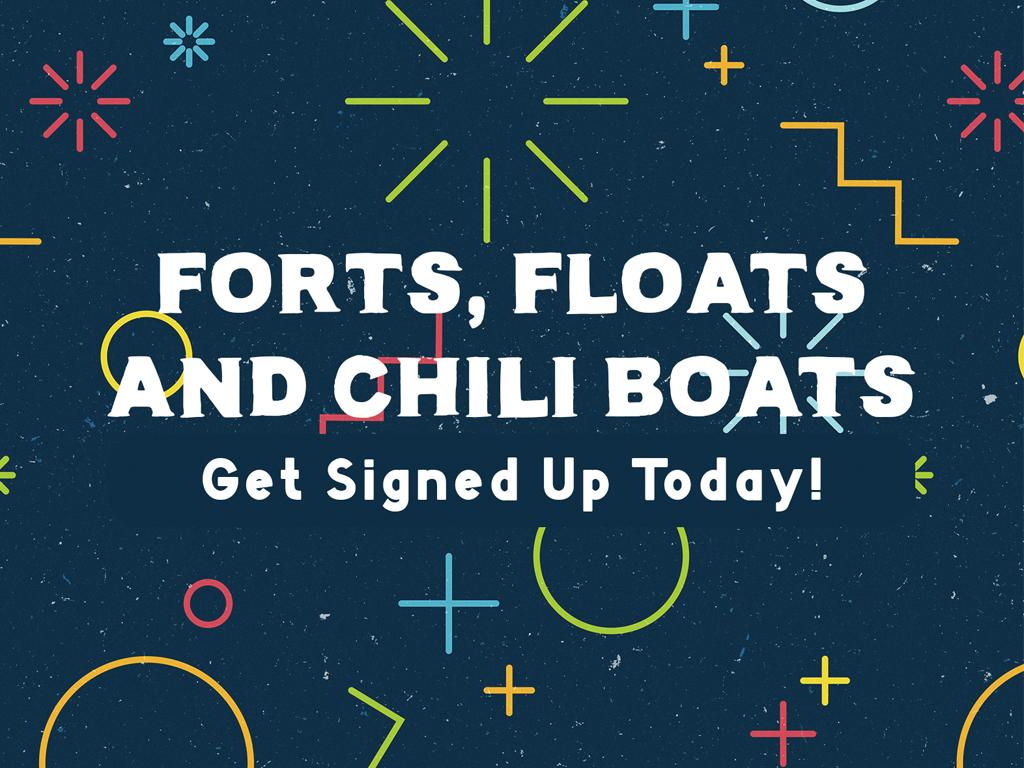 Forts  floats  chiliboats web