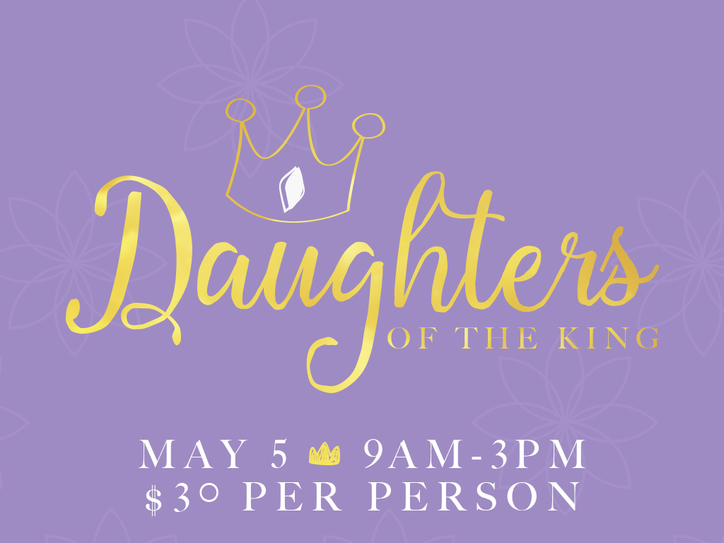 Daughters of the king1024x768