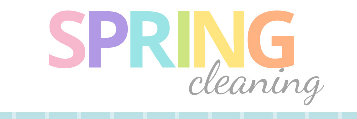 Springcleaning header