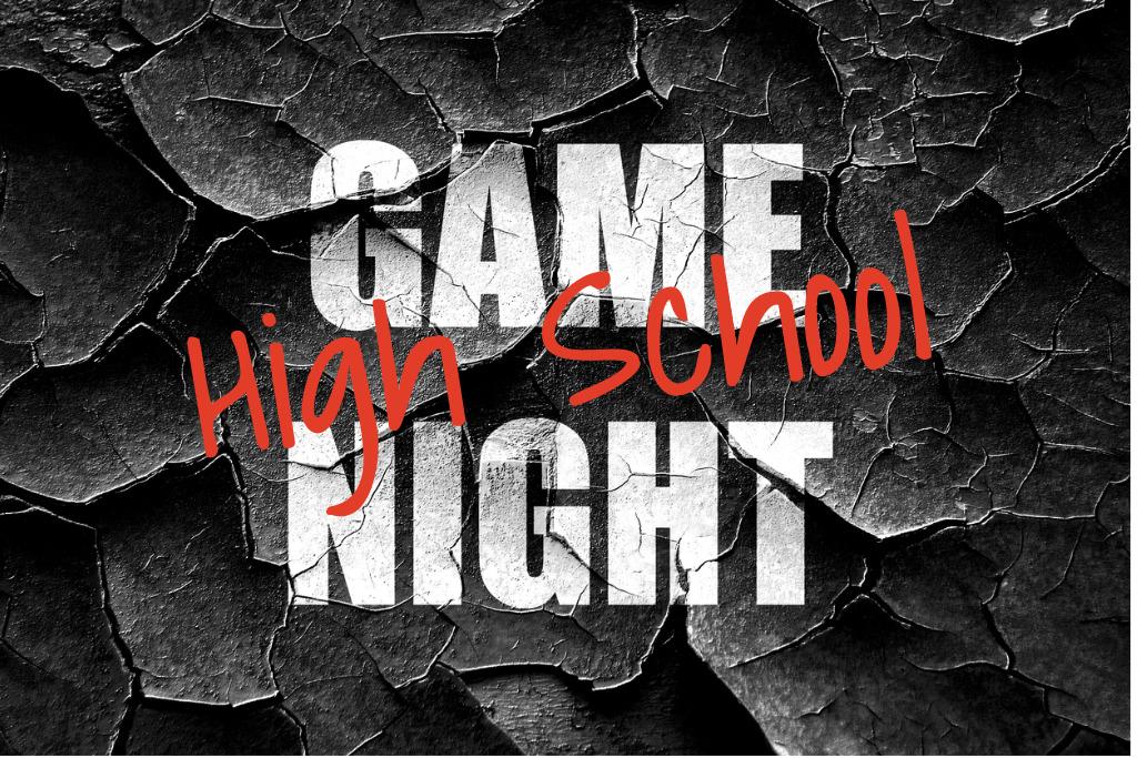 High school game night