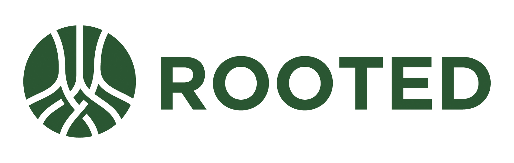Rooted logo color