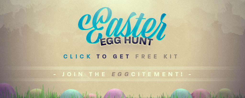 Easter egg hunt 1024