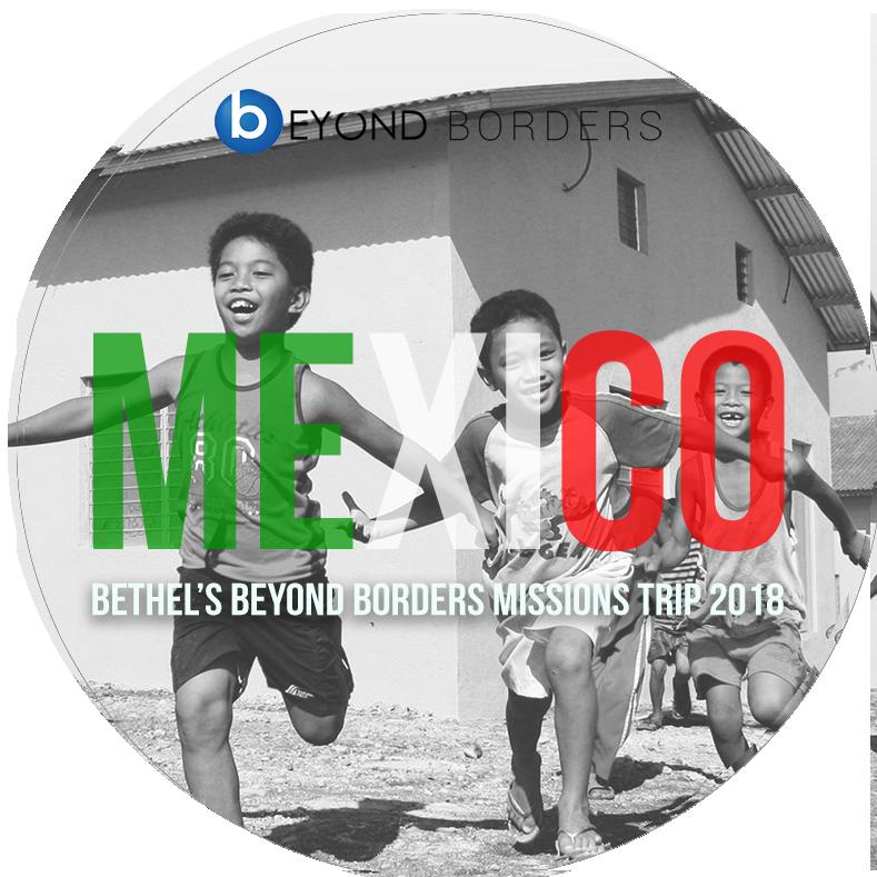 Mexico missions trip calendar circle