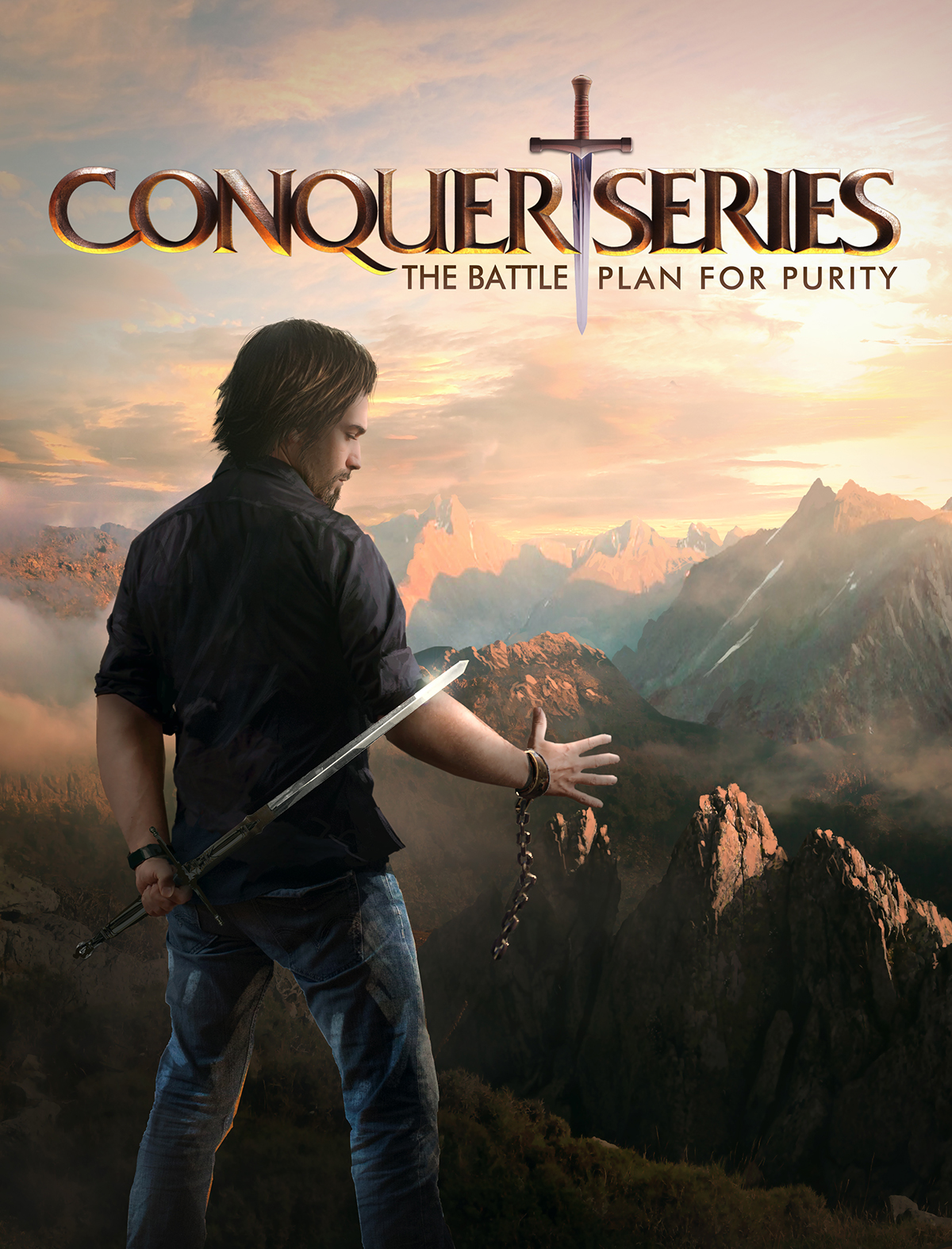 Conquer series poster