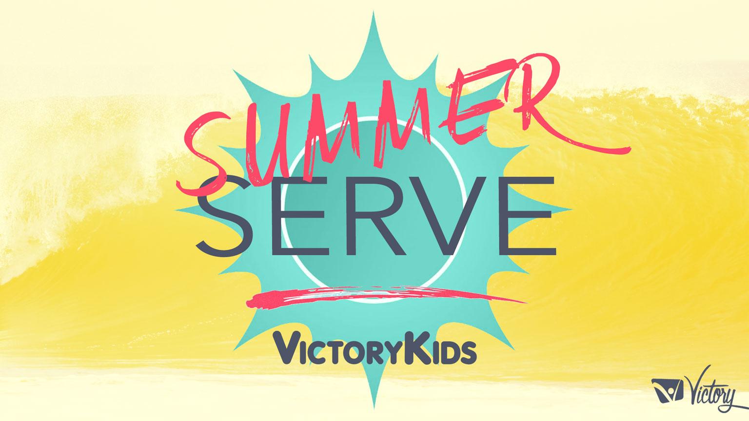 Summer serve 2018 graphic 1