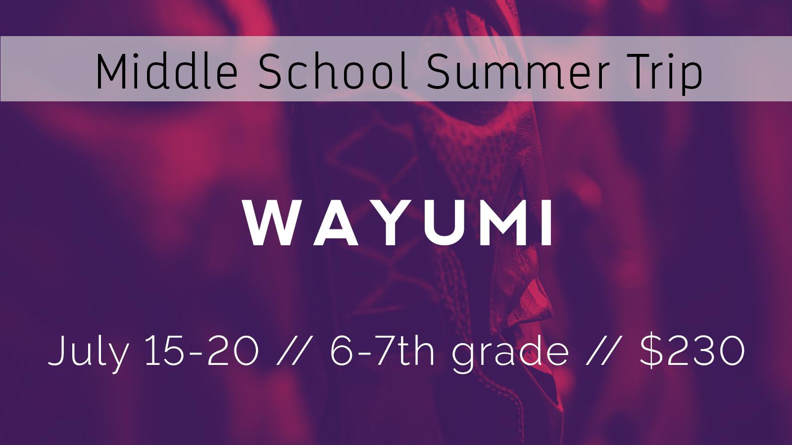 Ms wayumi large font
