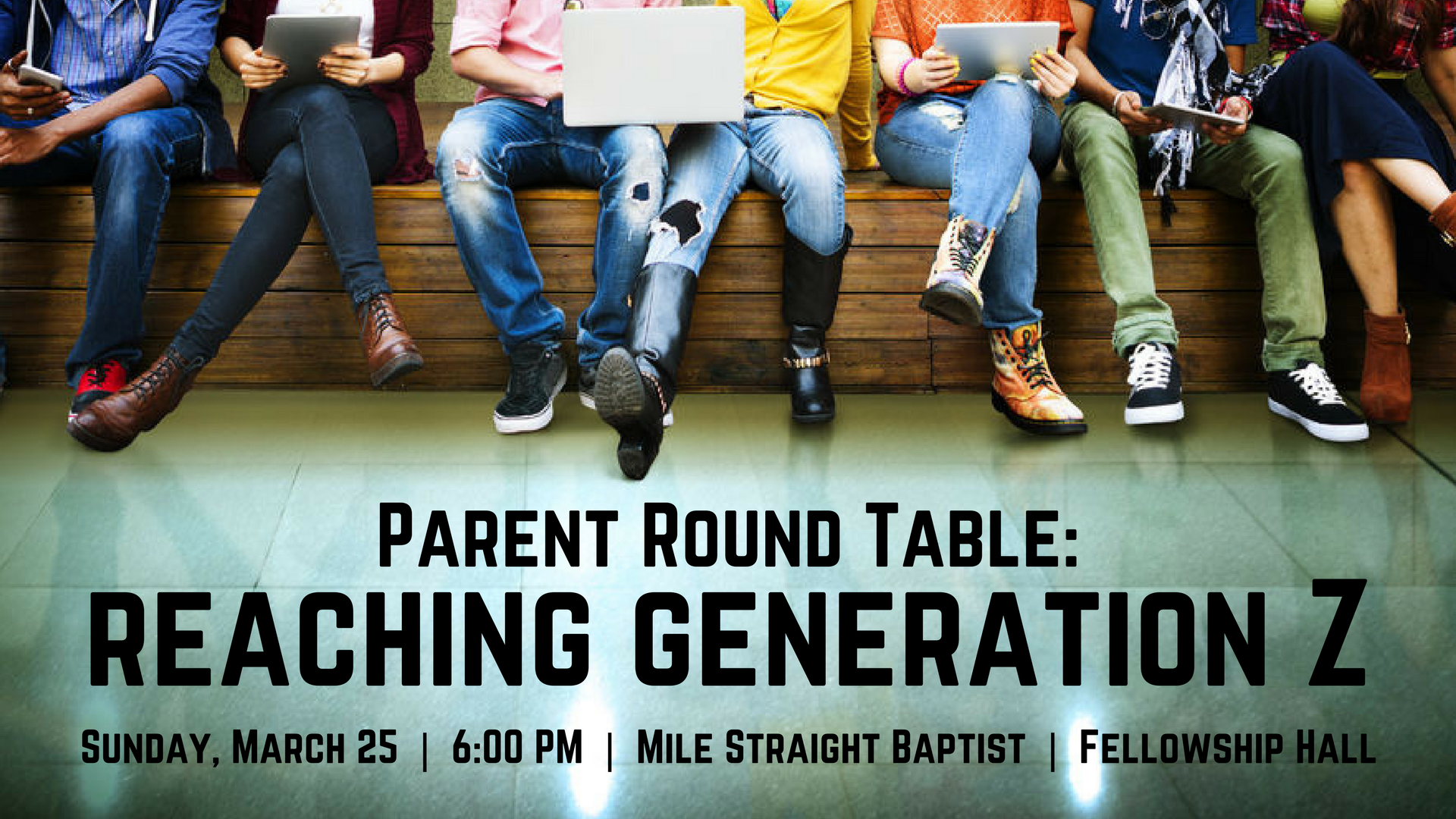 Parent round table  reaching generation z1