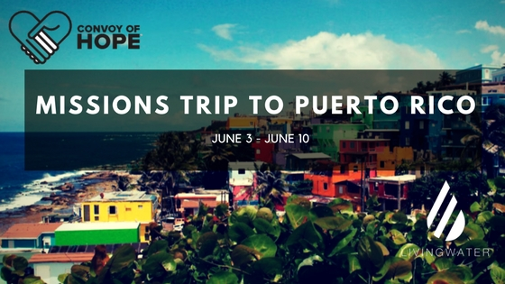 missions trip to puerto rico
