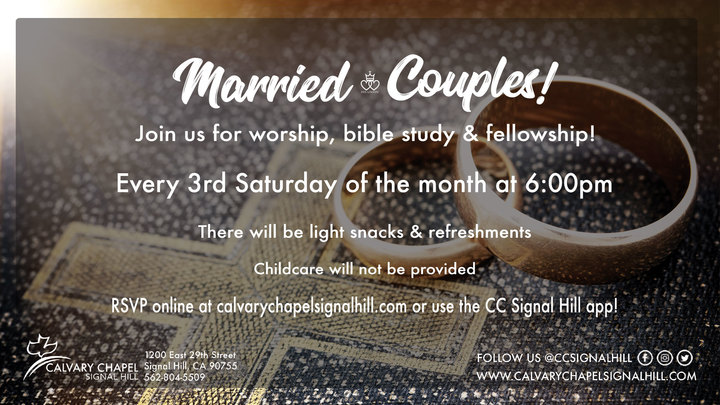 Marriage Ministry Bible Study & Fellowship logo image