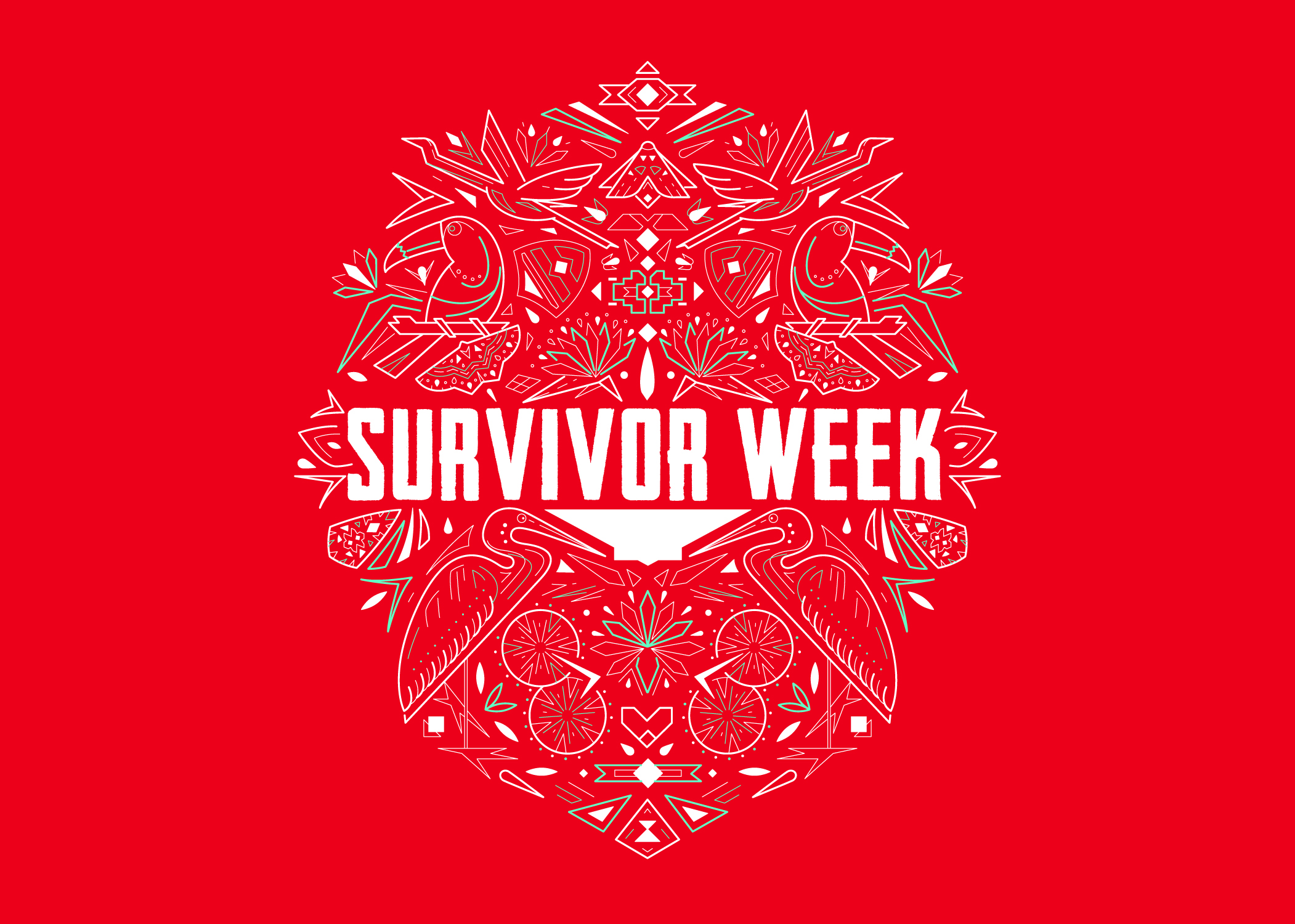 Survivorweek no date