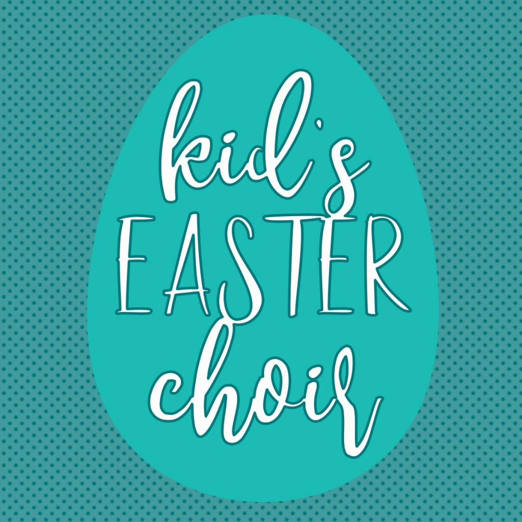 Kids easter choir 1024x1024
