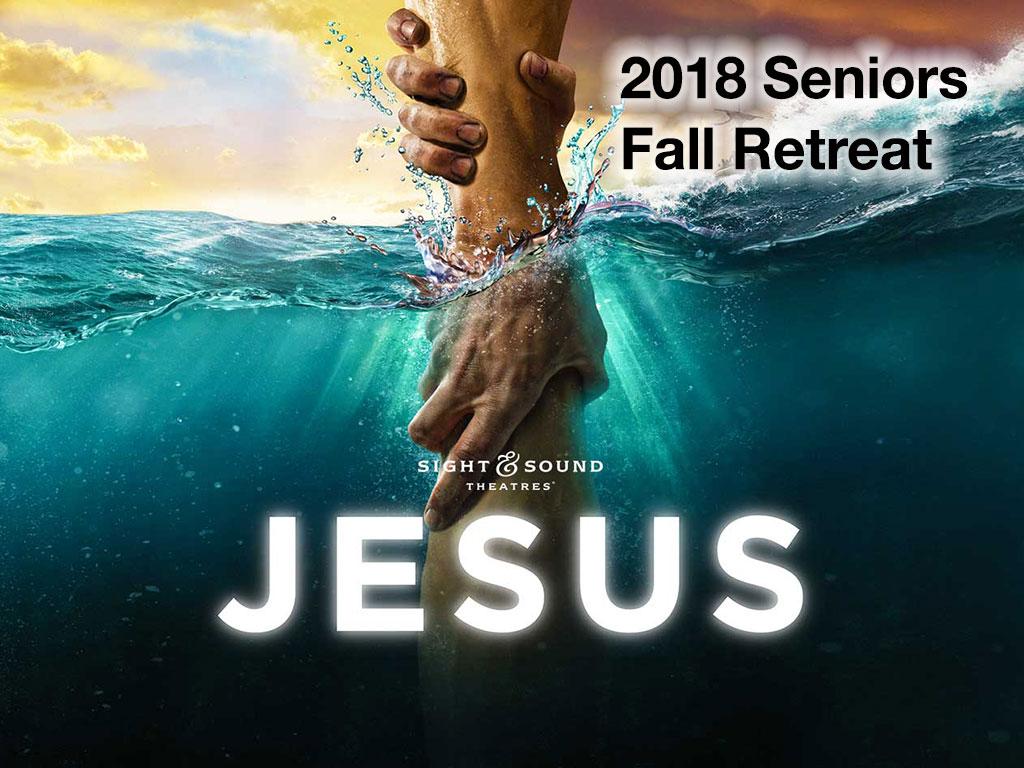Seniors retreat