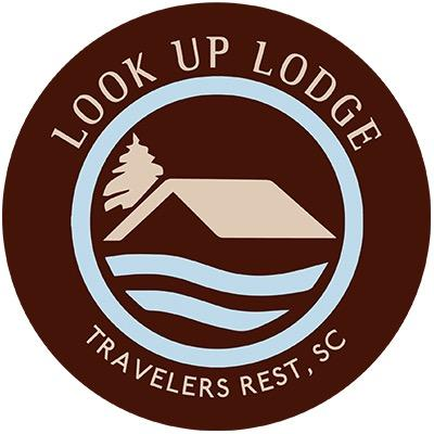 Look up lodge image