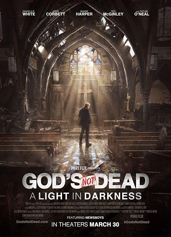 God s not dead 3 movie